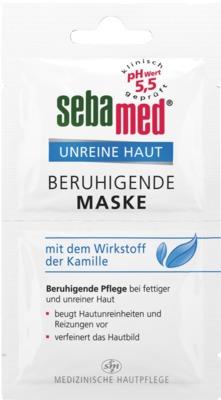 SEBAMED Unreine Haut beruhigende Maske