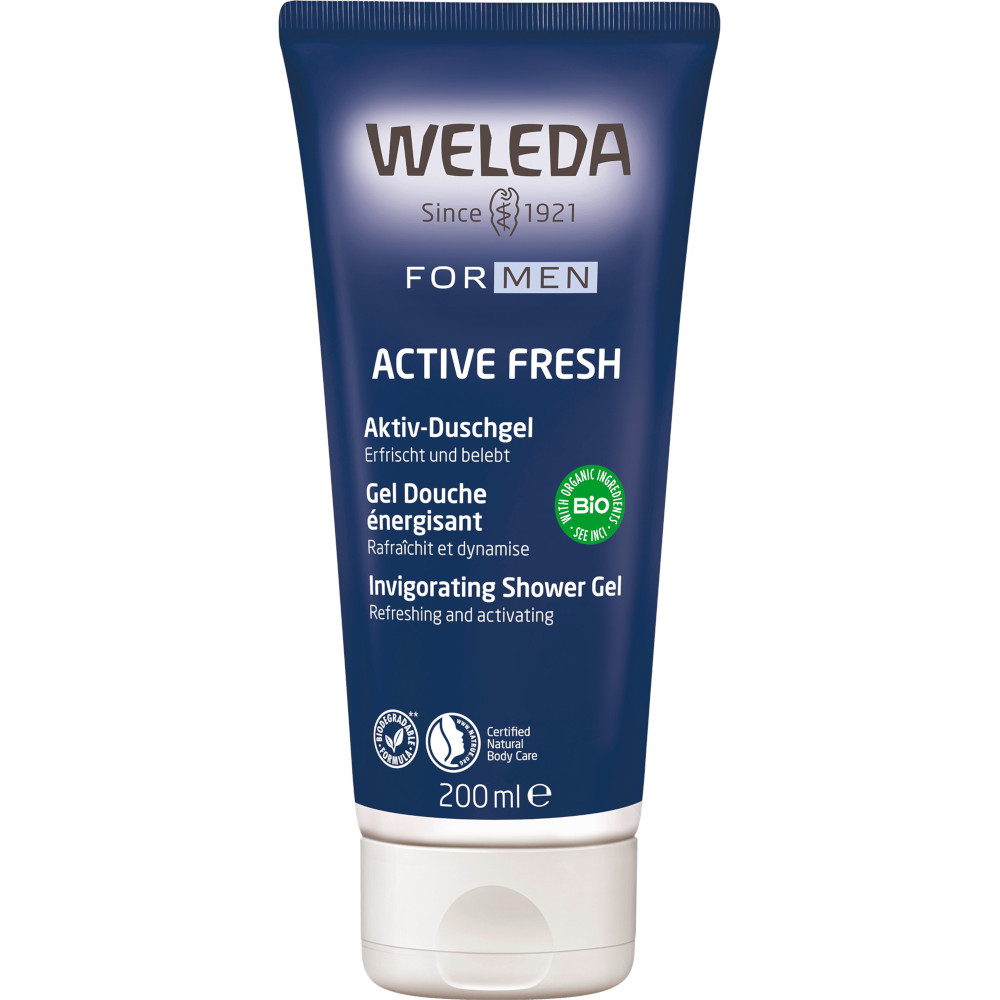 Weleda AG WELEDA FOR MEN Aktiv - Duschgel 15815707