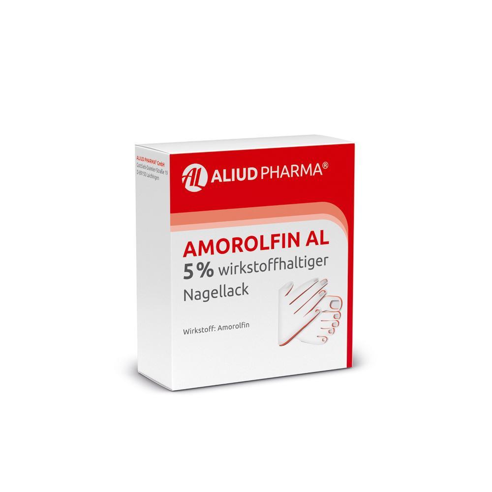 ALIUD Pharma GmbH Amorolfin AL 5% 09091234