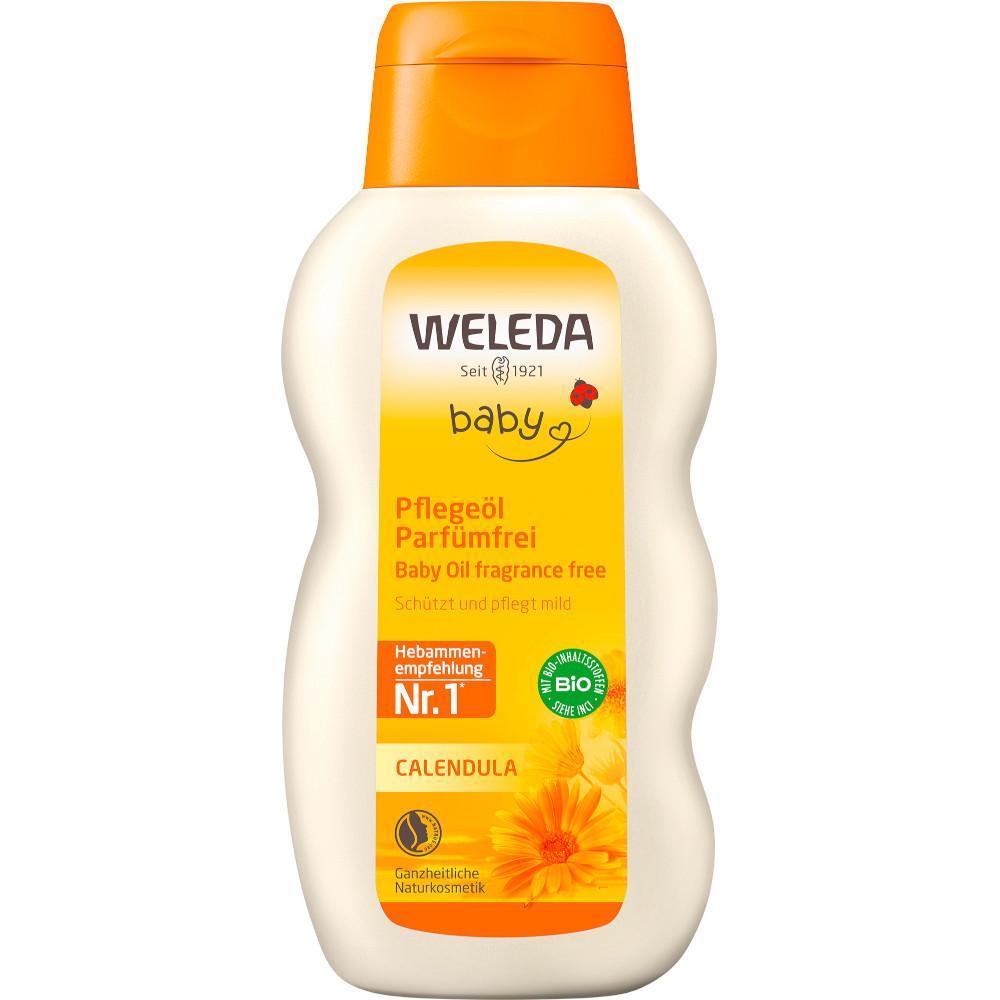 Weleda AG WELEDA Calendula Pflegeöl parfümfrei 04417027