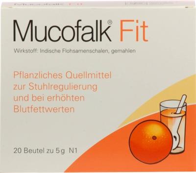 Dr. Falk Pharma GmbH Mucofalk Fit 03062987