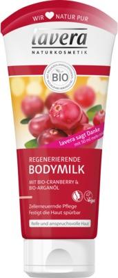 Laverana GmbH & Co. KG LAVERA Bodymilk Bio-Cranberry & Bio-Arganöl 10978505