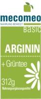 Mecomeo GmbH ARGININ 3.000 mg+Grüntee 120 mg Pulver 06726525