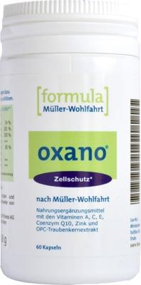 OXANO-zellschutz nach Müller-Wohlfahrt Kapseln
