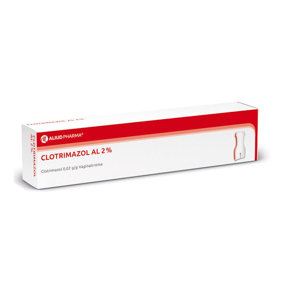 Clotrimazol AL 2%