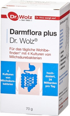 Dr. Wolz Zell GmbH DARMFLORA plus Pulver 01623855