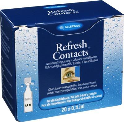 Allergan GmbH REFRESH Contacts Augentropfen 00729304