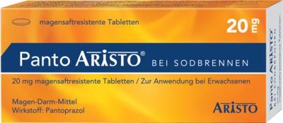 Panto Aristo bei Sodbrennen 20mg
