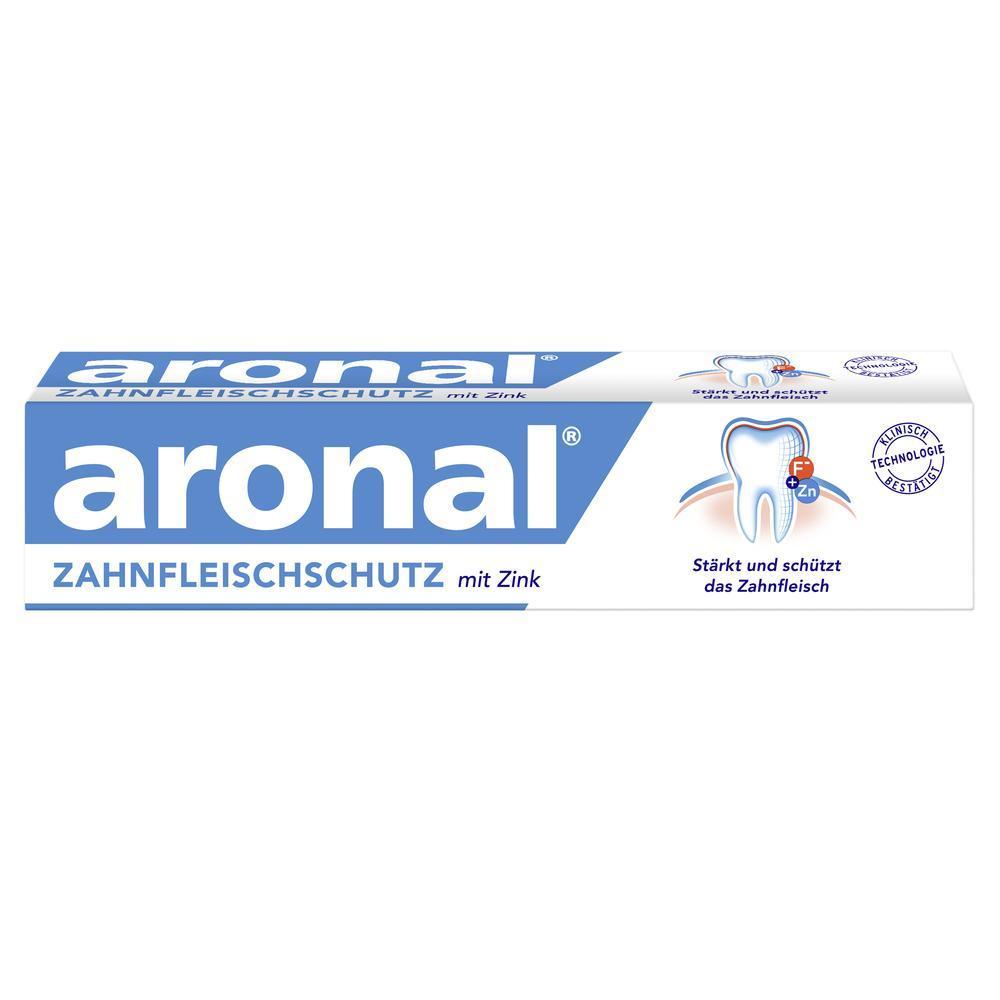 CP GABA GmbH ARONAL Zahnfleischschutz Zahnpasta 09431782