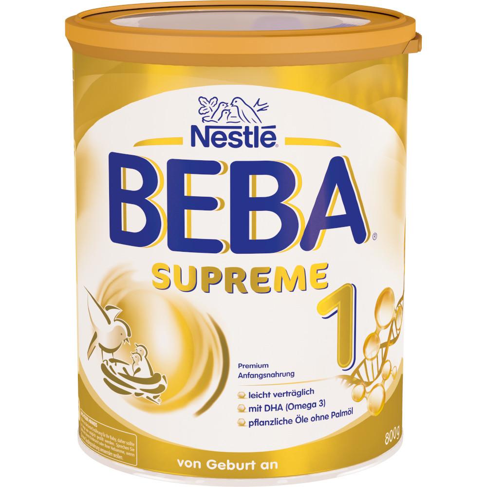 NESTLE Nutrition GmbH Nestle Beba Supreme 1 Pulver 14160606