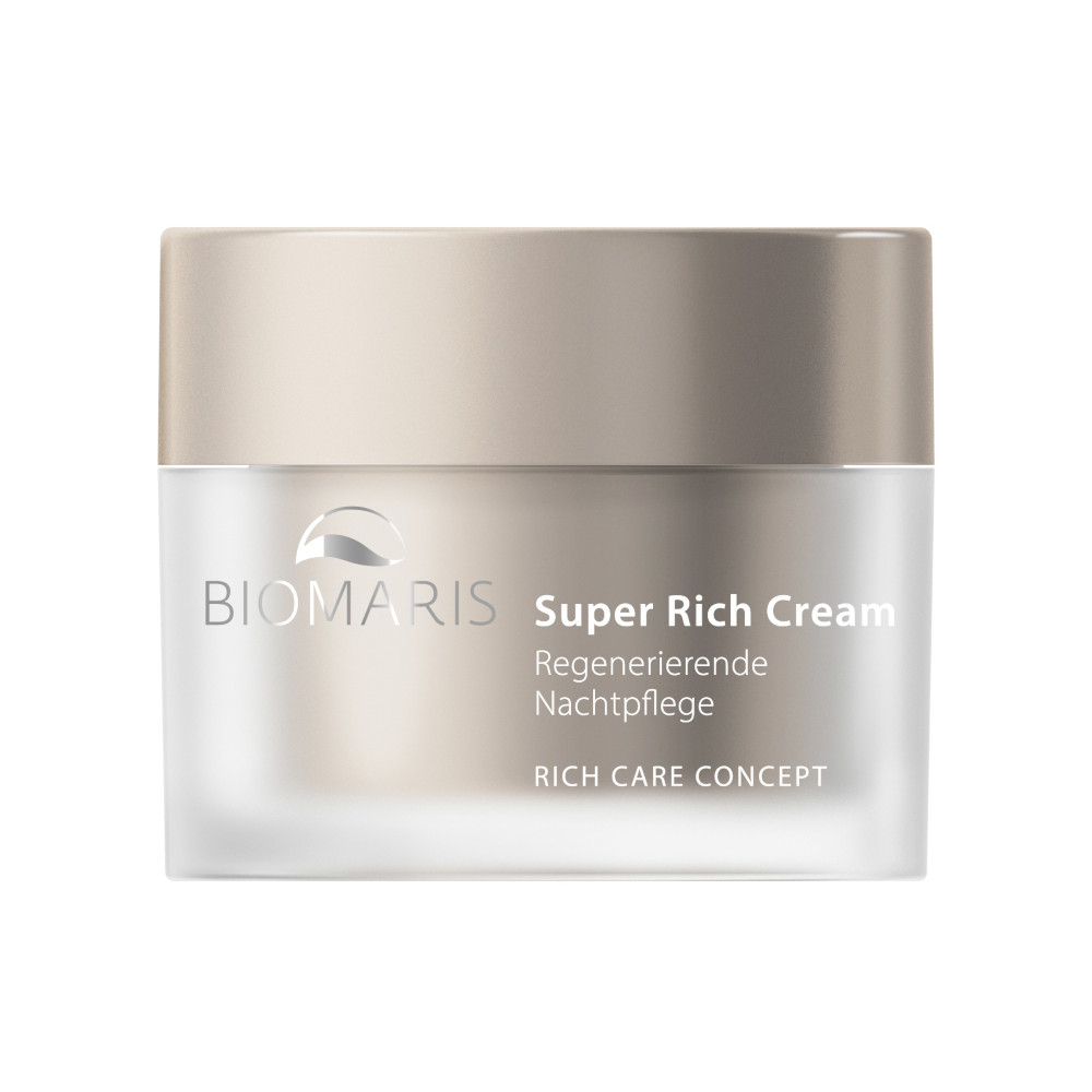 Biomaris GmbH & Co. KG BIOMARIS super rich cream ohne Parfum 11601211
