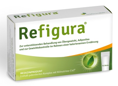Heilpflanzenwohl GmbH Refigura Sticks 12450211