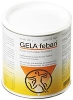 Febena Pharma GmbH GELA feban Pulver mit Gelantinehydrolysat plus 02528165