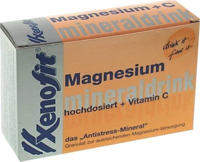 Xenofit GmbH XENOFIT Magnesium+Vitamin C Btl. 03489639