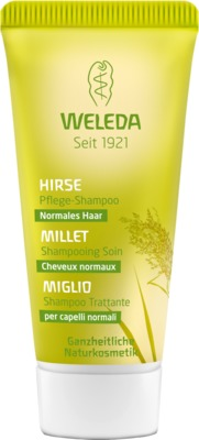 Weleda AG WELEDA Hirse Pflege-Shampoo 09924214