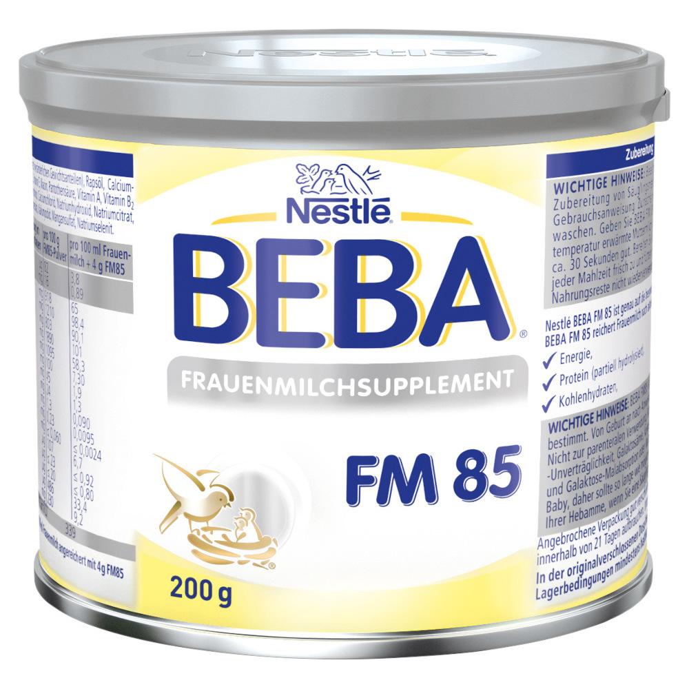 NESTLE Nutrition GmbH Nestle BEBA FRAUENMILCHSUPPLEMENT FM 85 11851876