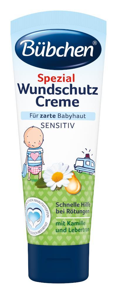 Bübchen Skincare GmbH Bübchen Spezial Wundschutz Creme 10388643