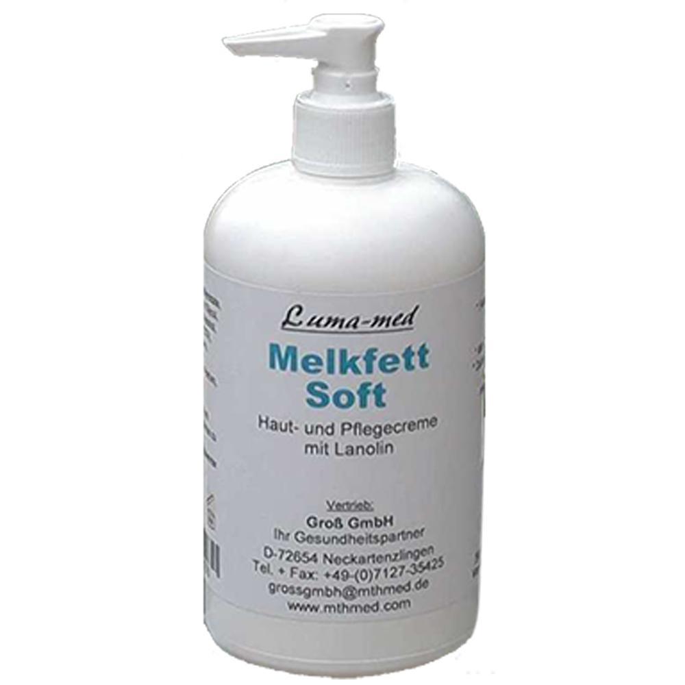 Groß GmbH MELKFETT soft in Pumpflasche 00701576