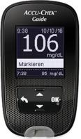 Roche Diabetes Care Deutschland GmbH ACCU CHEK Guide Blutzuckermessgerät Set mg/dl 11664921