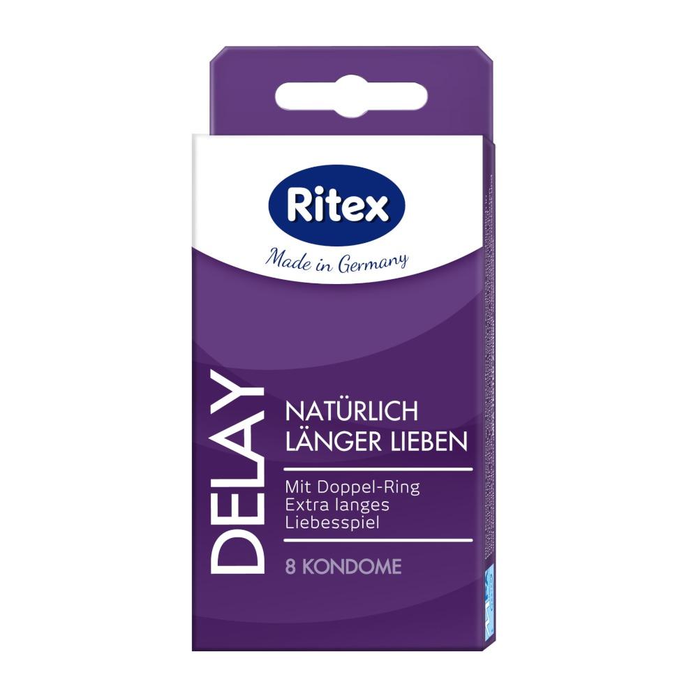 Ritex GmbH RITEX Delay Kondome 12730442