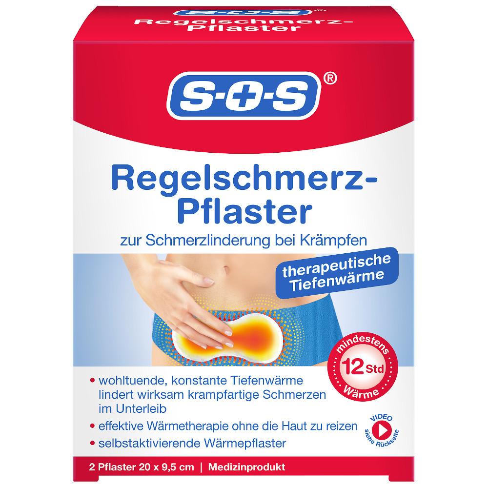DISTRICON GmbH SOS Regelschmerz-Pflaster 12672940