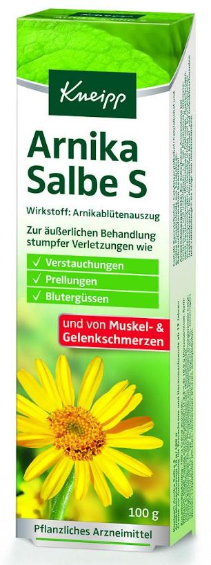 Kneipp GmbH Kneipp Arnika Salbe S 08868241