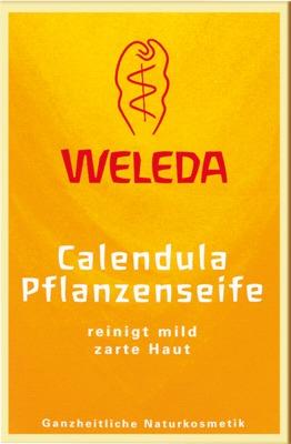 Weleda AG WELEDA Calendula Pflanzenseife 01476822