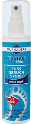 Murnauer Markenvertrieb GmbH MURNAUERS Kristall Deo Fußgeruch Stopp Spray 06592711