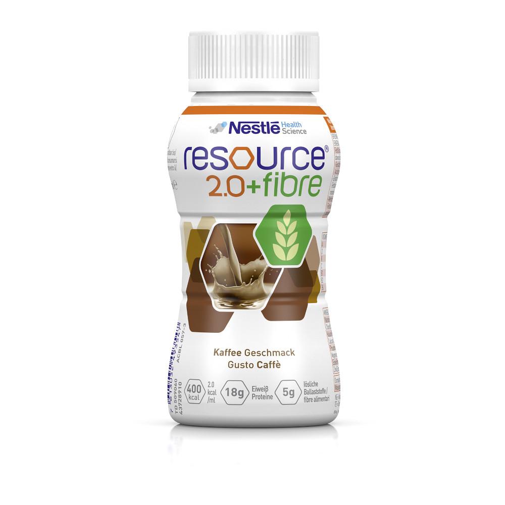 Nestle Health Science (Deutschland) GmbH resource 2.0 + fibre Kaffee 01743921