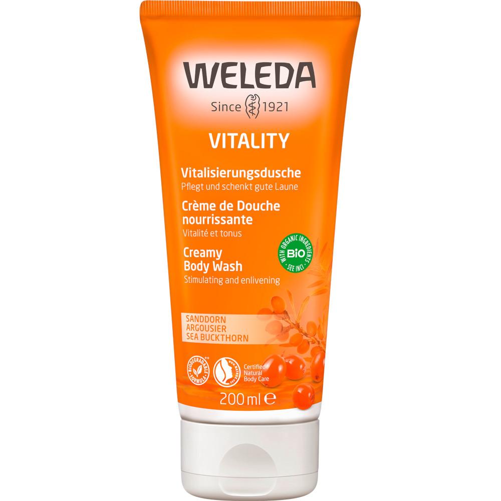 Weleda AG WELEDA Sanddorn Vitalisierungsdusche 04353770