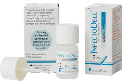Infectopharm Arzneimittel und Consilium GmbH INFECTODELL Lösung 02156605