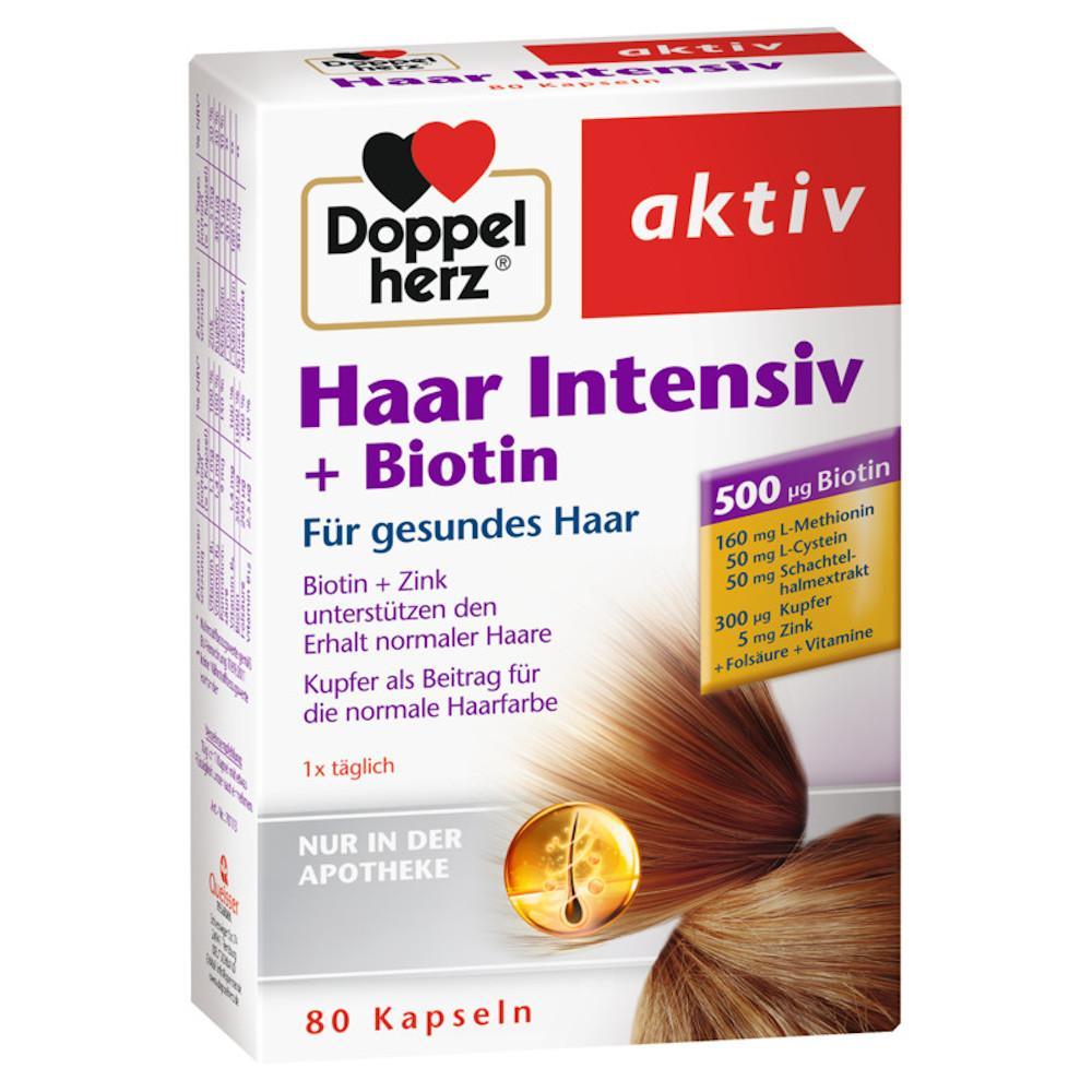 Queisser Pharma GmbH & Co. KG Haare Nahrungsergänzung f+r Haut&Haare 16170135