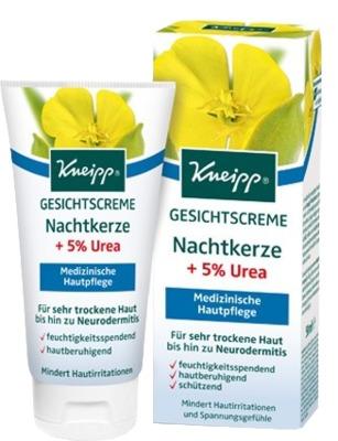 Kneipp GmbH KNEIPP GESICHTSCREME Nachtkerze+5% Urea 10200007