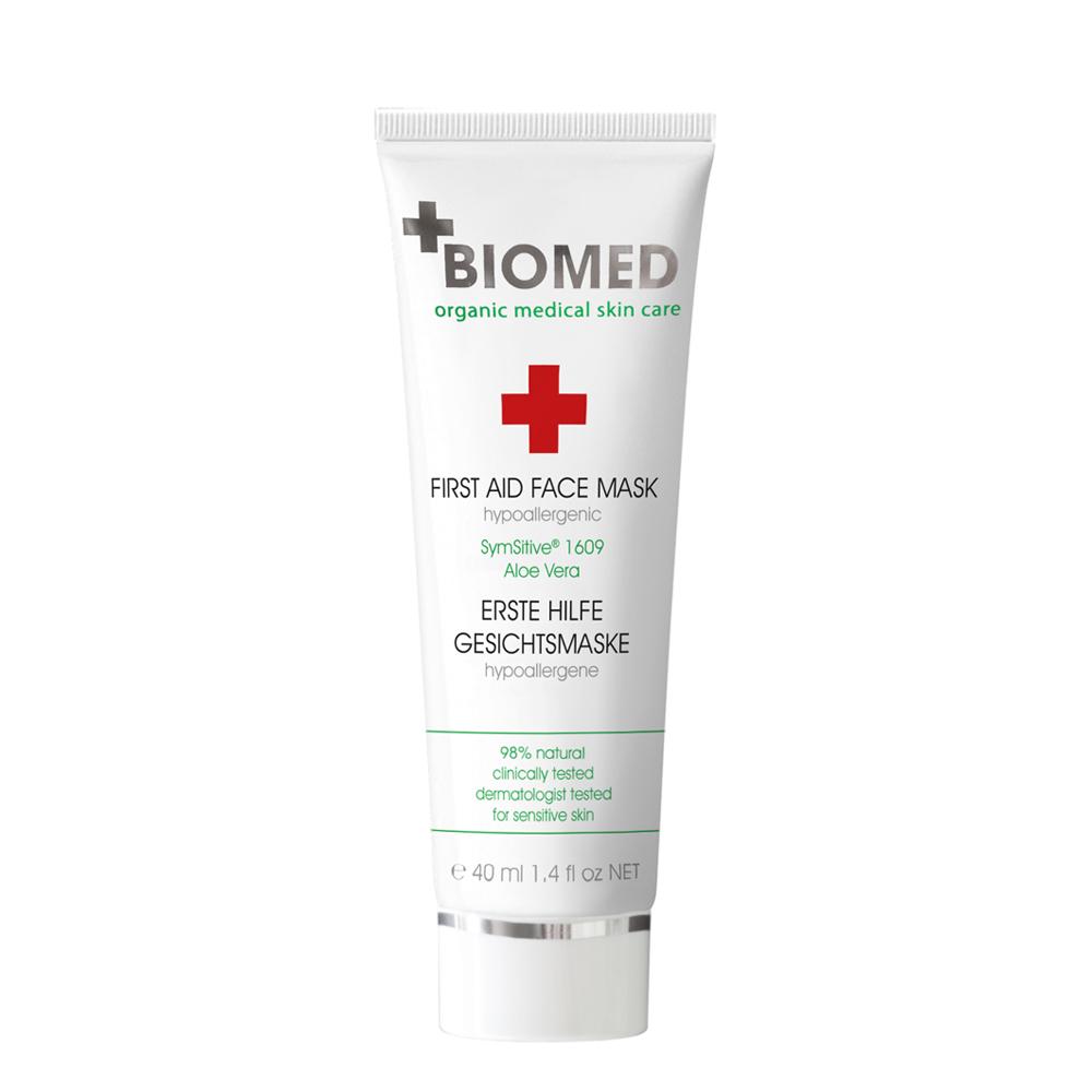 BIOMED Erste Hilfe Gesichtsmaske hypoallergene Maske