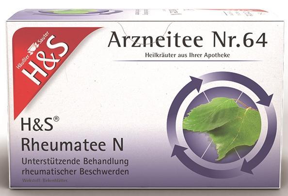 H&S Tee-Gesellschaft mbH & Co. KG H&S Rheumatee N 15578578