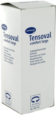 TENSOVAL comfort Zugbügelmansch.32-42 cm large