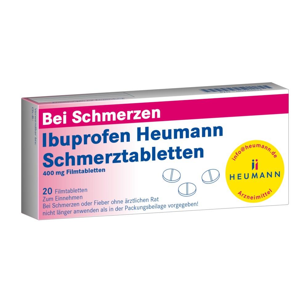 HEUMANN PHARMA GmbH & Co. Generica KG Ibuprofen Heumann 00040554