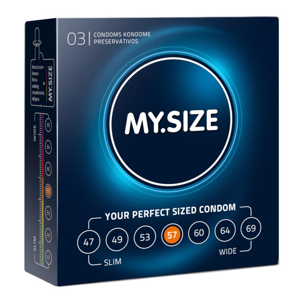 MYSIZE 57 Kondome