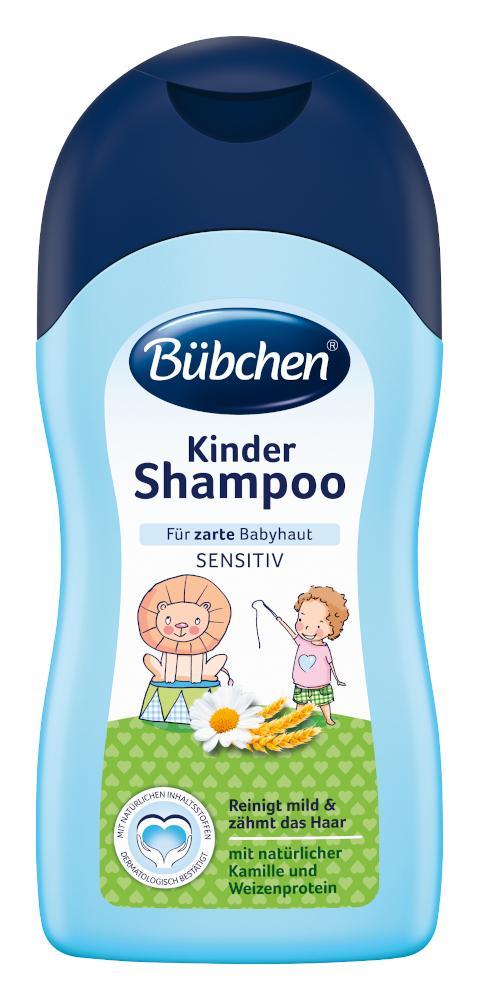 Bübchen Skincare GmbH Bübchen Kinder Shampoo 07239738