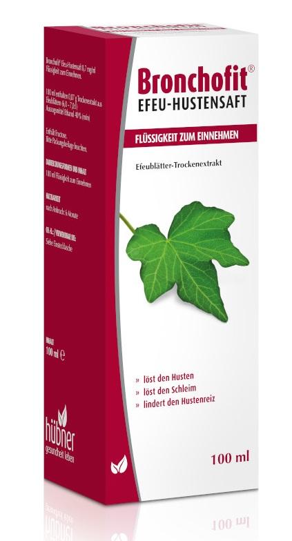 axicorp Pharma GmbH Bronchofit EFEU-HUSTENSAFT 11352630