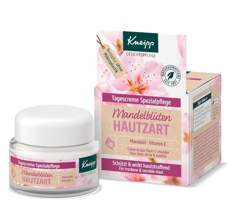 Kneipp GmbH Kneipp Tagescreme Mandelblüten Hautzart 16807590