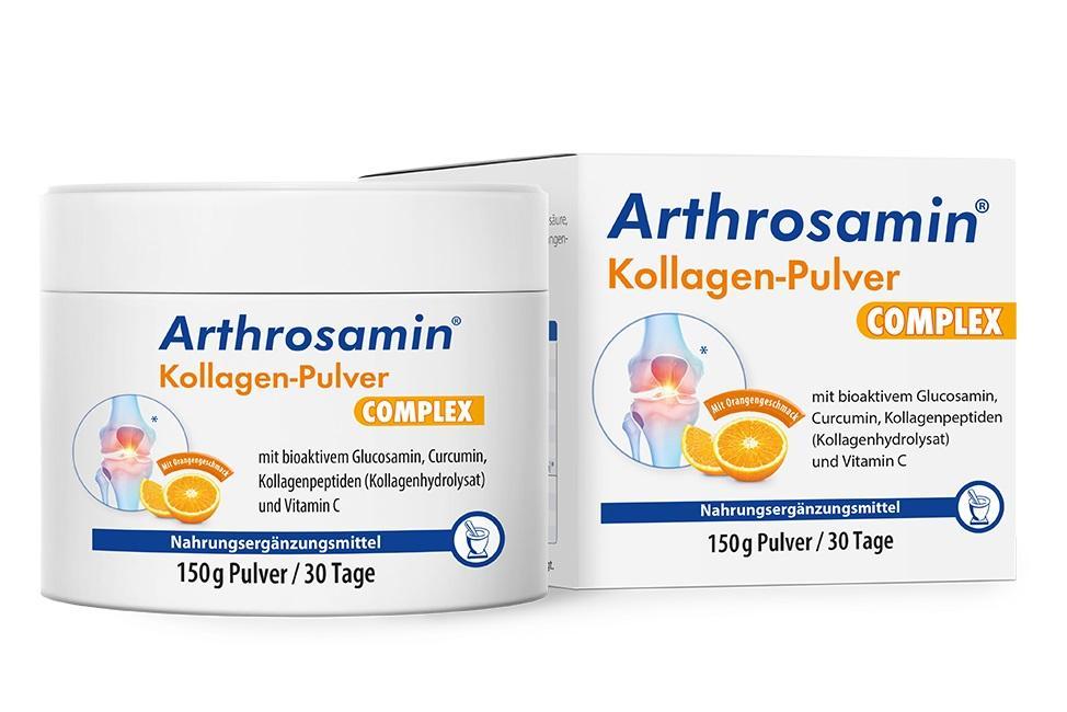 Pharma Peter GmbH Arthrosamin Kollagen-Pulver COMPLEX 16958478