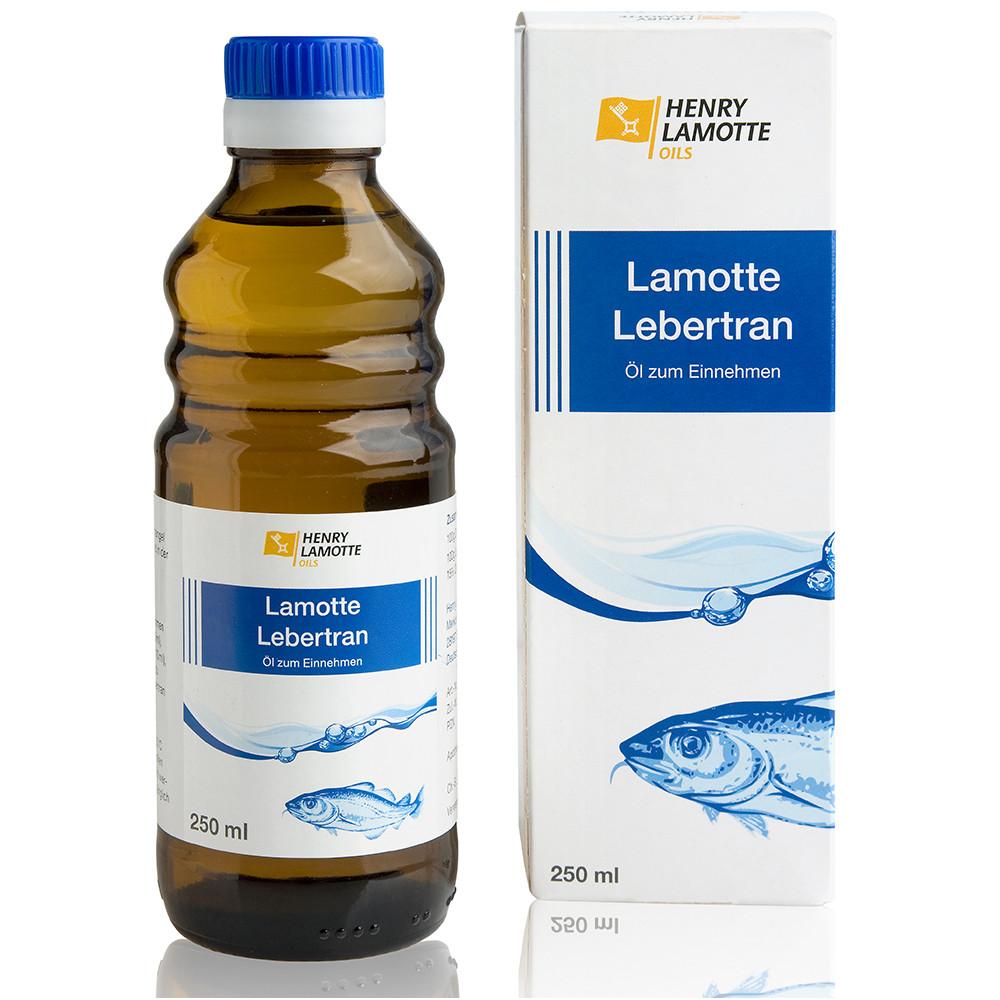 Henry Lamotte Oils GmbH Lamotte Lebertran Öl 01484313