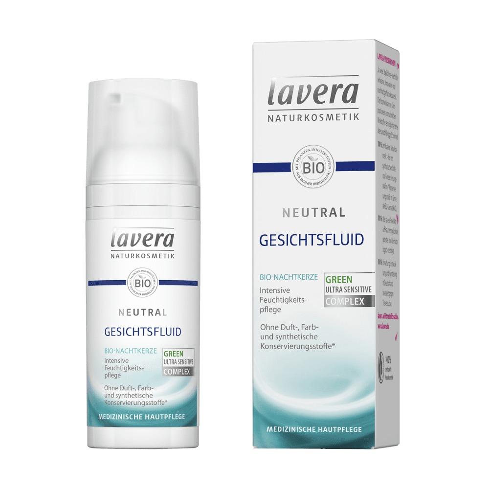 Laverana GmbH & Co. KG Lavera Neutral Gesichtsfluid 14024576