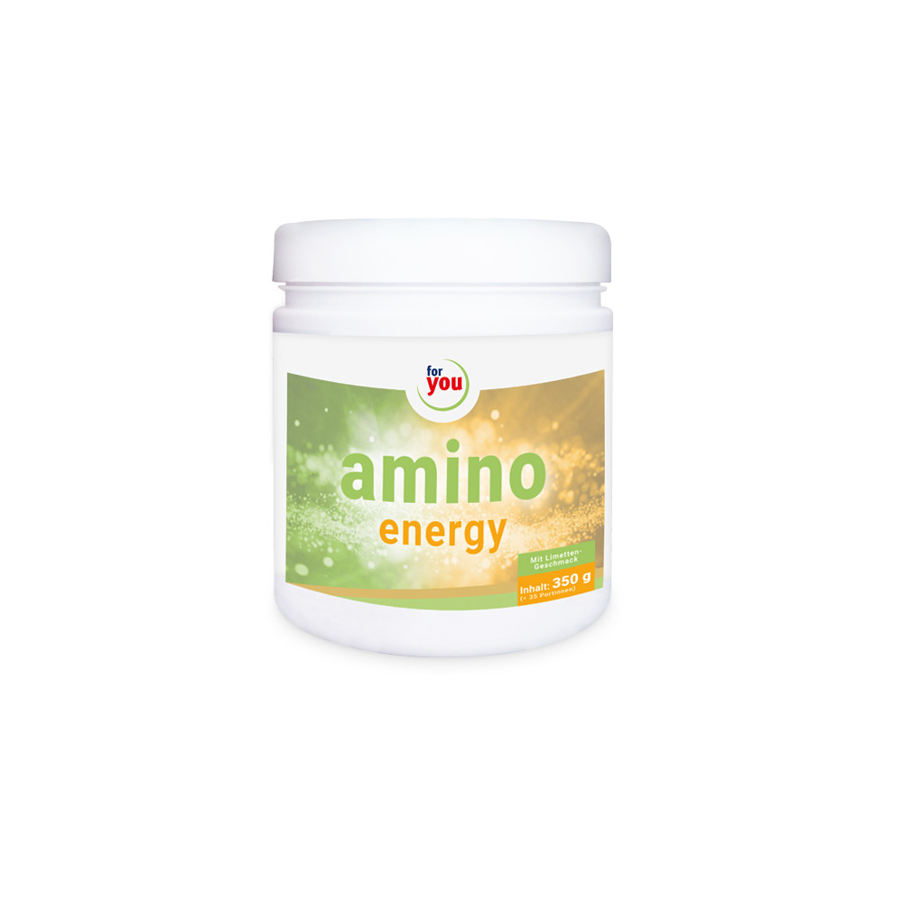 For You eHealth GmbH For You Amino Energy Limette Pulver 15264242