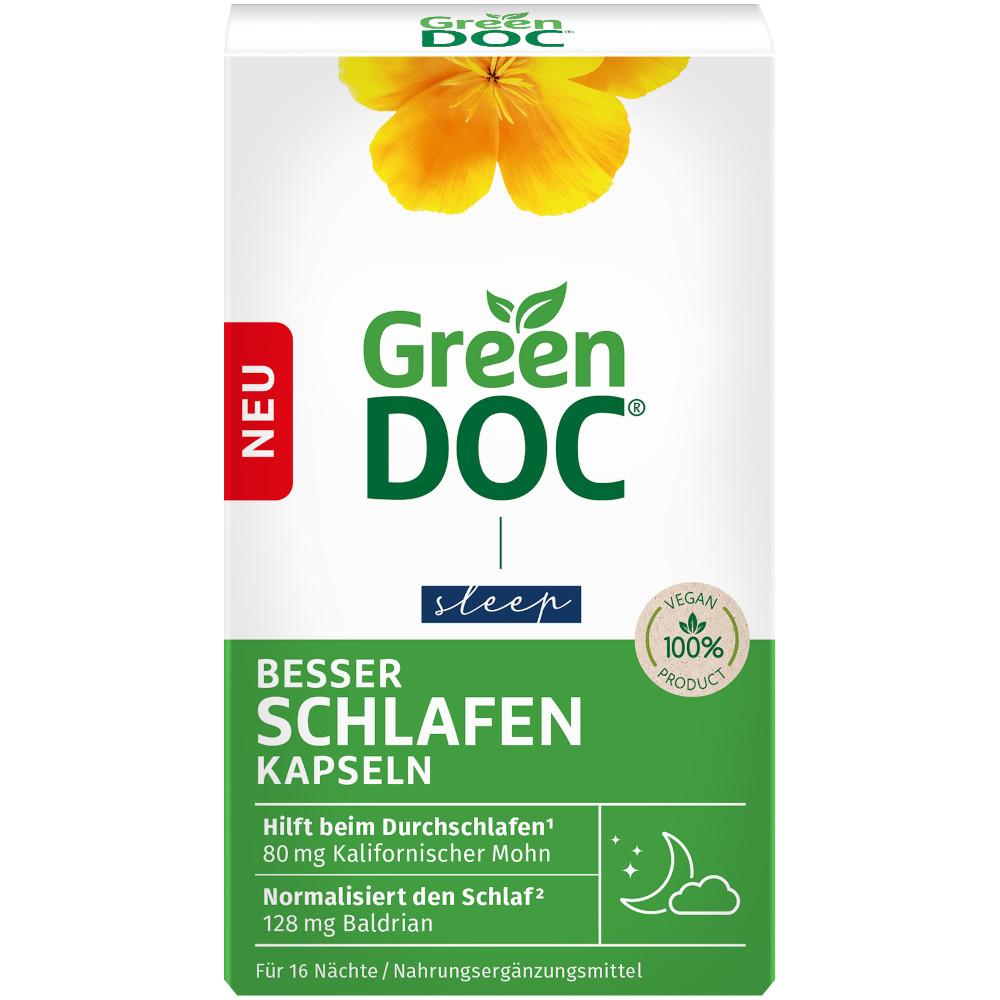 DISTRICON GmbH GreenDOC BESSER SCHLAFEN KAPSELN 16800286