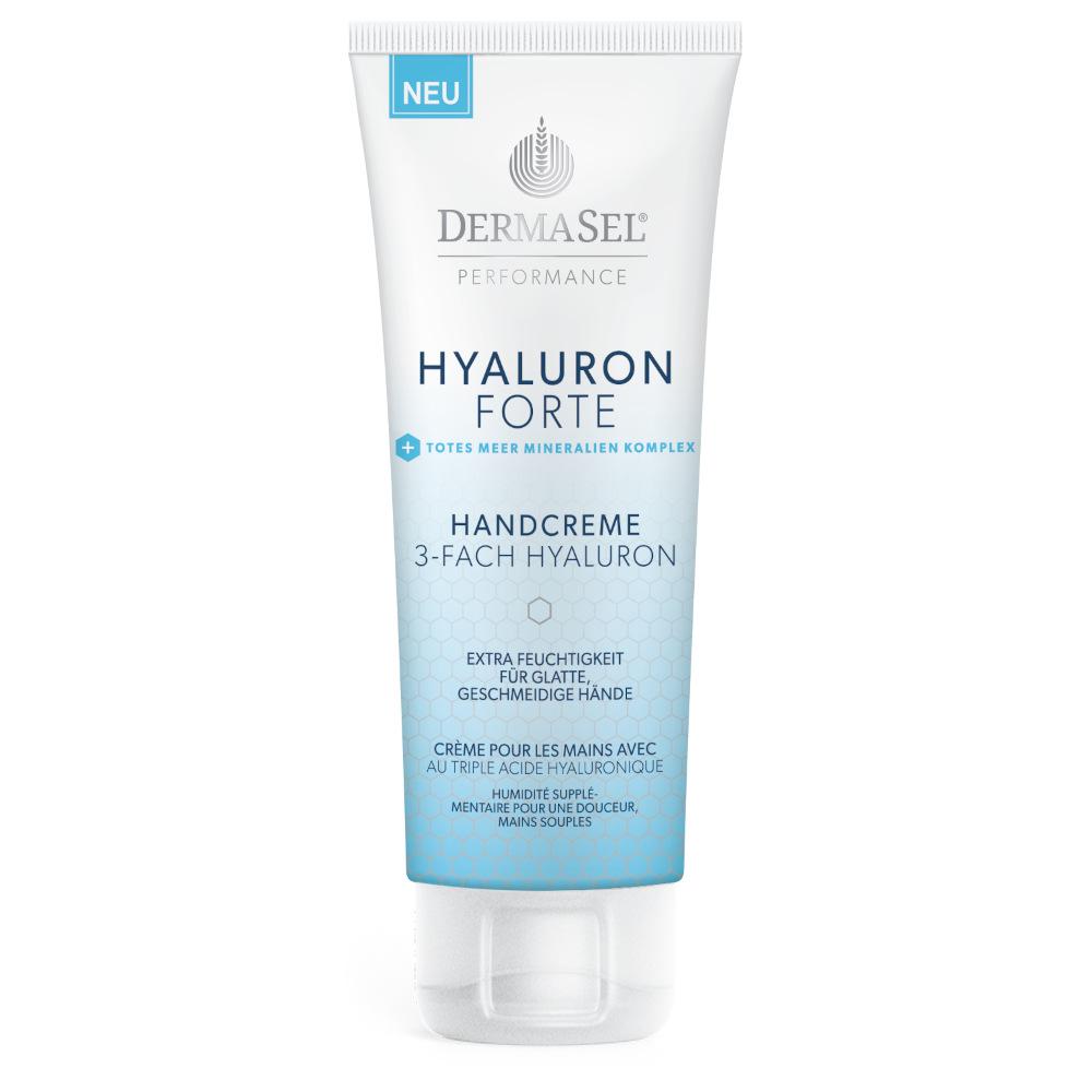 Fette Pharma GmbH DERMASEL Hyaluron Forte Handcreme 16933722