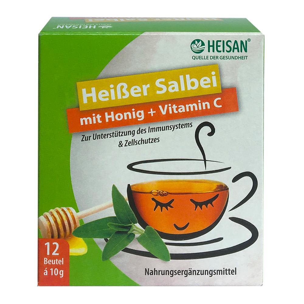 Pharma Peter GmbH HEISAN Heißer Salbei + Honig + Vitamin C 15656031