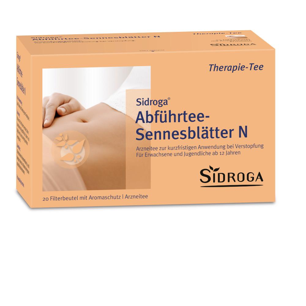 Sidroga Gesellschaft für Gesundheitsprodukte mbH SIDROGA ABFUEHRTEE SENNES 14256246