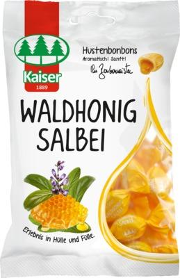 Fr. Kaiser GmbH Drei-Tannen-Werk KAISER Waldhonig-Salbei Bonbons 00759989